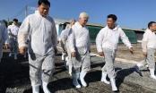Bộ trưởng Nguyễn Xuân Cường đánh giá cao vai trò tỉnh Bình Phước trong phát triển nông nghiệp, nông thôn