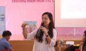 MC Minh Trang lan tỏa văn hóa đọc đến tất cả các gia đình Việt