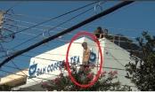 Tiền Giang: Huy động hàng chục cảnh sát để khống chế kẻ nghi bị ngáo đá
