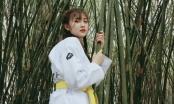 Cô gái Búp bê võ thuật khiến cư dân mạng điên đảo