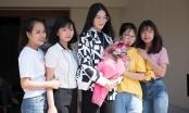 Hoa hậu Phương Khánh được đón tiếp nồng nhiệt khi đến Nhật Bản