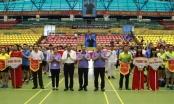 Gần 600 vận động viên tham dự giải thể thao ngành Kiểm sát – Cúp Báo bảo vệ pháp luật