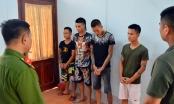 Hà Giang: Đang nhận tiền, nhóm đối tượng cho vay nặng lãi bị bắt gọn