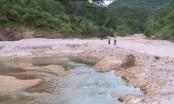 Lợi dụng thi công thủy điện để khai thác cát sỏi trái phép