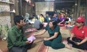 Hà Giang: 2 người trú mưa trong lán bị sét đánh tử vong