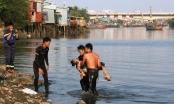 Phát hiện bé gái tử vong dưới hồ nước