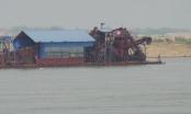 Cần ngăn chặn nạn hút cát trái phép trên địa bàn huyện Phúc Thọ