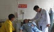 Hà Giang: Đang ngồi trong nhà, 2 người bị sét đánh nhập viện