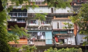 PHOTOS - Chuồng cọp bủa vây chung cư cũ có vị trí đắc địa tại Thủ đô