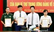 Hà Giang: Công bố quyết định về công tác cán bộ của Ban Bí thư T.Ư Đảng