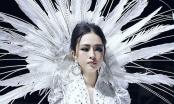 Hoa hậu Phương Nga trở lại showbiz
