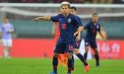 Bóng đá Việt Nam ngày 6/9: 'Messi Thái Lan' ấm ức vì hòa Việt Nam
