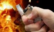 Kon Tum: Chồng tẩm xăng đốt vợ do nghi vợ ngoại tình