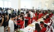 """Hàng nghìn khách hàng """"săn"""" đất nền, nhà phố Cát Tường Phú Hưng tại lễ mở bán đợt 5"""