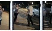 Vụ Trung tá Công an cùng vợ đi đòi nợ chửi bới, văng tục giữa đường tại Đồng Nai: Vi phạm chưa được xử lý!