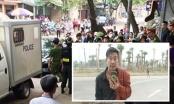 Ngày mai, xét xử thánh soi Trần Đình Sang về tội chống người thi hành công vụ