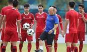 HLV Park Hang Seo chốt danh sách ĐT Việt Nam đấu Malaysia, Indonesia