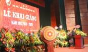Học viện Y dược học cổ truyền Việt Nam tưng bừng tổ chức lễ khai giảng năm học 2019-2020