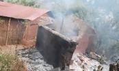 Hà Giang: Giải cứu 2 đứa trẻ thoát khỏi ngôi nhà hỏa hoạn