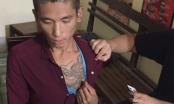 Nghệ An: Lên cơn, con nghiện vác dao đi kiếm mồi