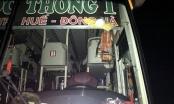 Gia Lai: Nam thanh niên ném đá xe khách trong lúc say rượu