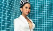 Hoa hậu H'Hen Niê lên tiếng phủ nhận chuyện mang thai