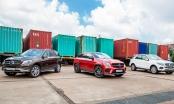 Slide - Điểm tin thị trường: Xe nhập khẩu về Việt Nam tăng kỷ lục, đạt trên 13.000 xe