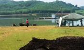 Bàng hoàng phát hiện thi thể người đàn ông nổi trên mặt hồ