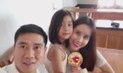 Những khoảnh khắc ngọt ngào của gia đình Lưu Hương Giang và Hồ Hoài Anh trước ngày ly hôn