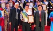 Công ty cổ phần Dược Thảo Á Âu vinh dự nhận Huy chương vàng vì sức khỏe cộng đồng