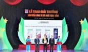 """Herbalife Việt Nam nhận giải thưởng """"Sản phẩm vàng vì sức khỏe cộng đồng"""" năm 2019"""