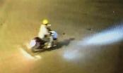 Camera ghi lại cảnh kẻ sát nhân giết hại bảo vệ BHXH huyện Quỳnh Lưu