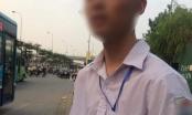 """Nam sinh bị lạc giữa Thủ đô khi chạy xe máy từ Nghệ An ra Hà Nội tìm """"người yêu"""""""