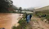 Lâm Đồng: Người đàn ông bị nước cuốn trôi khi qua đập tràn