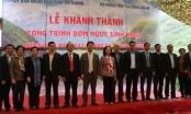 Hà Giang: Khánh thành công trình bơm nước tự động không dùng điện