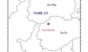 Nghệ An xảy ra động đất mạnh 4,2 độ richter, nhiều nơi rung lắc mạnh