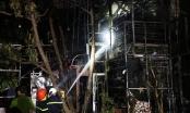 Đắk Lắk: Hỏa hoạn trong đêm, nhà hàng bị thiêu rụi