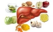 Điểm danh một số loại thực phẩm tốt cho gan