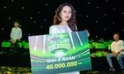 Phá bỏ giới hạn bản thân, Gia Hân giành Á quân tại Huda Central's Top Talent 2019