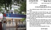 UBND quận Bắc Từ Liêm quyết xử lý sai phạm nhưng lại quên truy trách nhiệm lãnh đạo phường Cổ Nhuế 2?