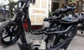 Đồng Nai: Lật tẩy công nghệ phù phép xe gian thành xe tay ga cao cấp