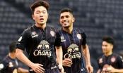 Siêu phẩm của Lương Xuân Trường được Liên đoàn bóng đá Thái Lan vinh danh