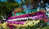 Festival Hoa Đà Lạt lần thứ VIII năm 2019 diễn ra trong 5 ngày