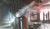 Nghệ An: Cháy nhà 3 tầng ngay giữa lòng TP Vinh