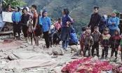 Tường bất ngờ đổ sập làm 5 người chết ở Hà Giang