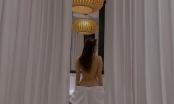 Minh Hằng lại 'đốt mắt' fan với ảnh bán khỏa thân gợi cảm