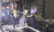 Khánh Hòa: Tiệm áo cưới chuẩn bị khai trương thì bị cháy