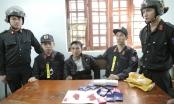 Mang 6000 viên ma túy từ Nghệ An sang Hà Tĩnh, chưa kịp tiêu thụ bị công an tóm gọn