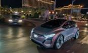 Audi mang xe tự hành cỡ nhỏ AI:ME đến CES 2020