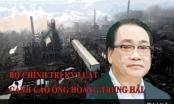 Infographics - Vì sao Bộ Chính trị kỷ luật cảnh cáo Bí thư Thành ủy Hà Nội Hoàng Trung Hải?